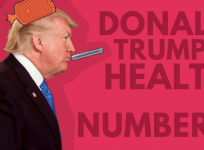 Donald Trumps health in numbers
