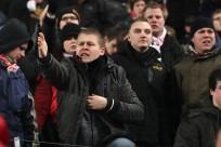 angry fans