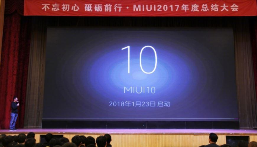 Xiaomi MIUI 10 development, features, release details and ...