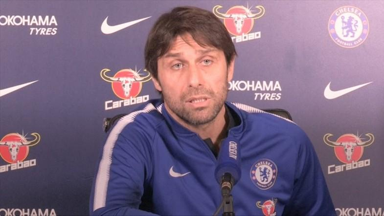 Antonio Conte insists he will stay in charge at Chelsea