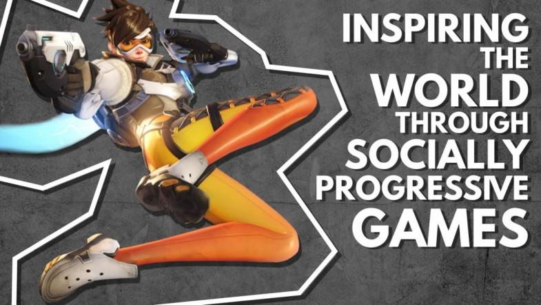 Inspiring the world through socially progressive games