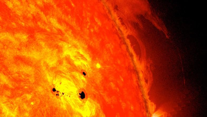 Scientists warn of unusually cold Sun: Will we face another ice age?