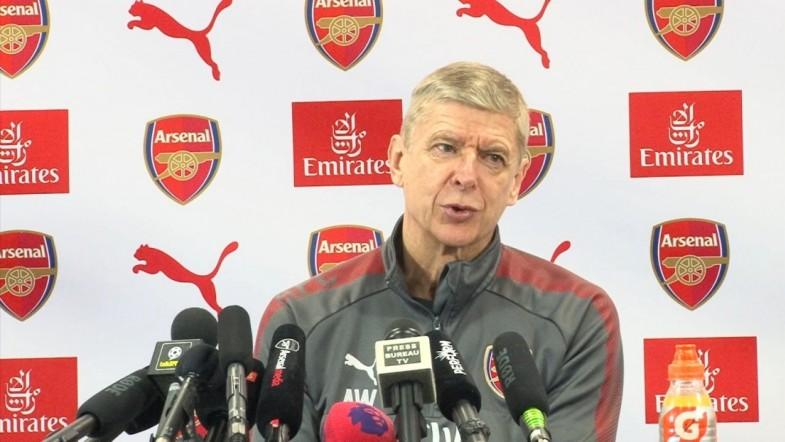 Arsene Wenger on diving: English players have learnt very quickly and they may be the masters now