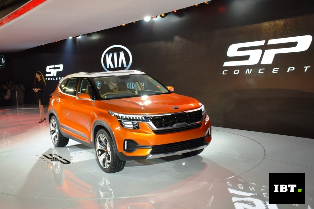 auto expo 2018 kia motors makes india entry unveils