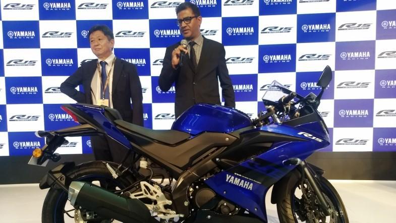Yamaha YZF-R15 Version 3.0: A closer look