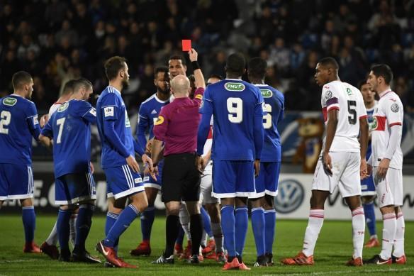 referee, football