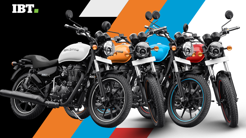 royal enfield thunderbird 350x 500x urban cruisers everything you need to know ibtimes india. Black Bedroom Furniture Sets. Home Design Ideas