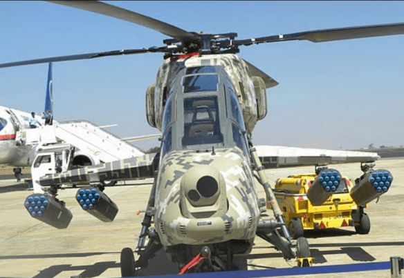 HAL, Light Combat Helicopter, LCH, DefExpo 2018