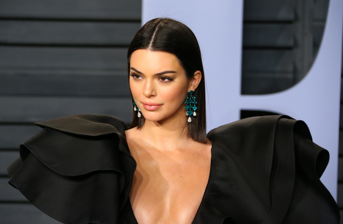 Kendall Responds to Gay Rumors