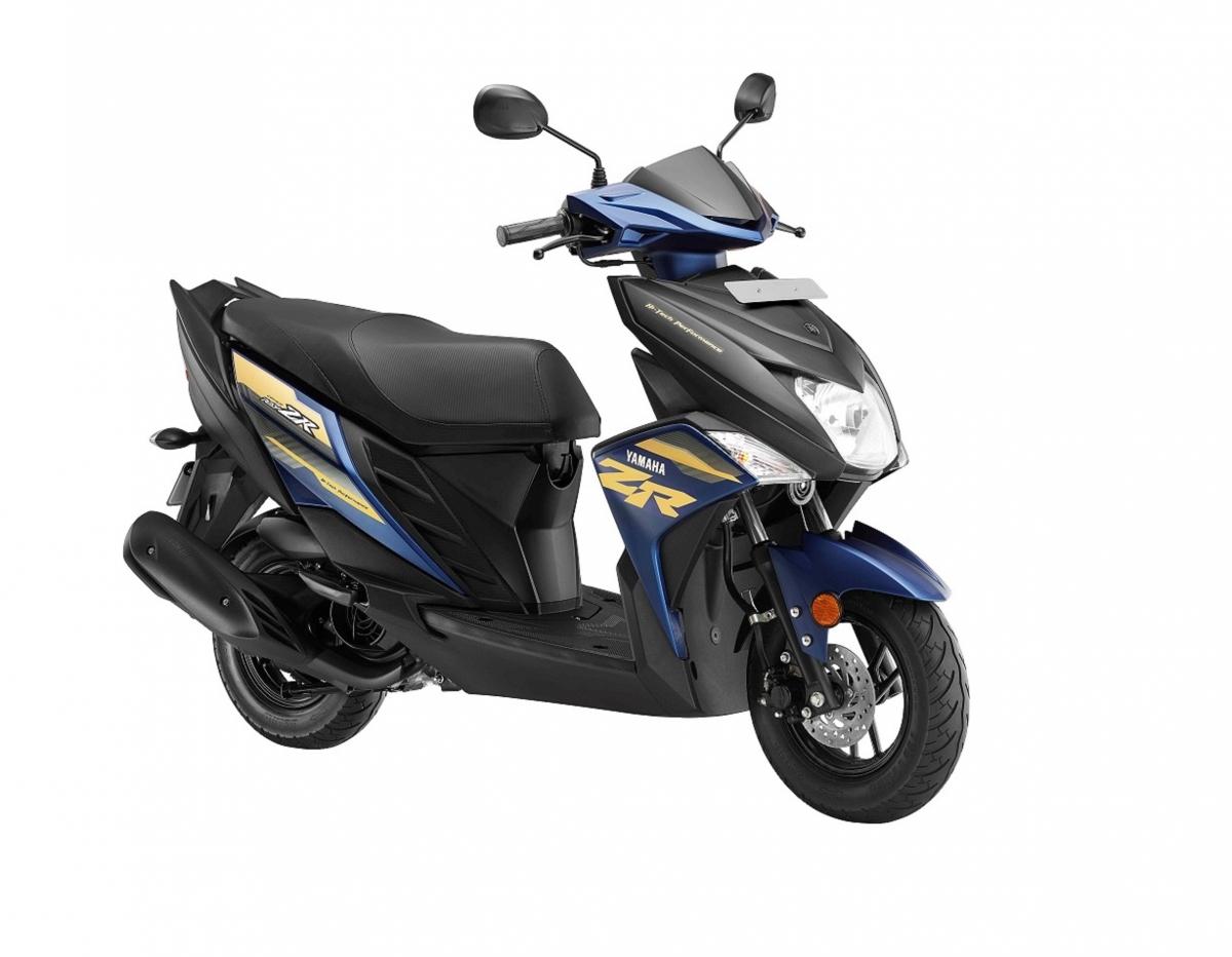 Yamaha Zr