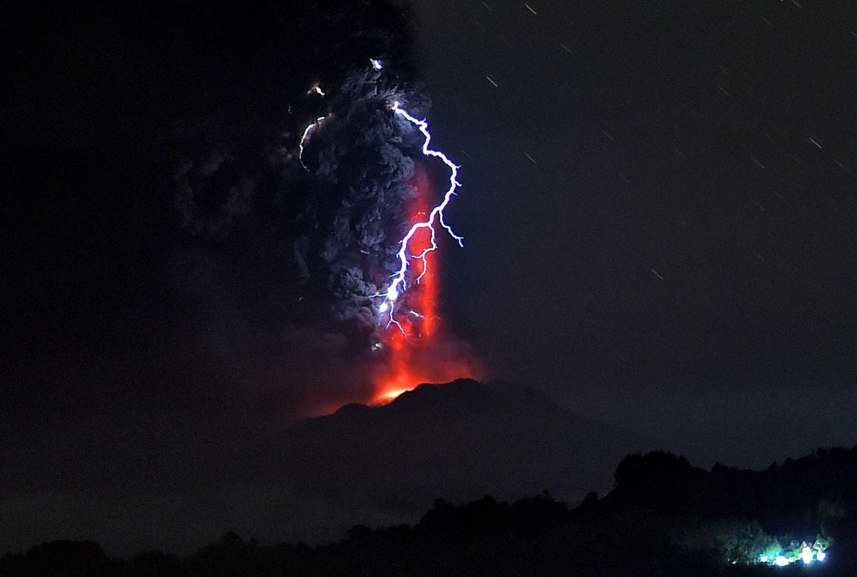 Is Volcanic Ash A Natural Disaster