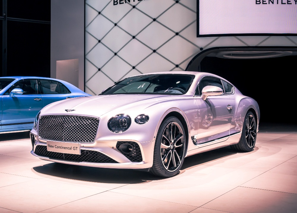 2018 Bentley Continental GT coming soon: India launch date revealed - IBTimes India