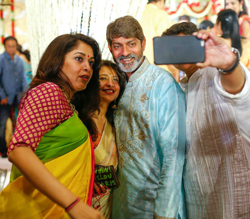 Ramya Krishnan At Jaga