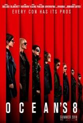 "The new poster of the Warner Bros film shows the characters lined up in profile, all wearing dark overcoats and shades. Under the powerfully stylish shots of the eight female stars, it simply reads: ""Ocean's 8. Summer 2018"", reports dailymail.co.uk. It has the tagline: ""Every con has its pros."" A sequel to Steven Soderbergh's ""Ocean's"" trilogy, it stars Sandra Bullock as ringleader Debbie Ocean, the sister of George Clooney's character Danny. After getting out of jail, she recruits seven women -- Cate Blanchett, Rihanna, Anne Hathaway, Mindy Kaling, Sarah Paulson, Awkwafina, and Helena Bonham Carter -- to help her pull off a jewellery heist at the annual Met Gala in New York."