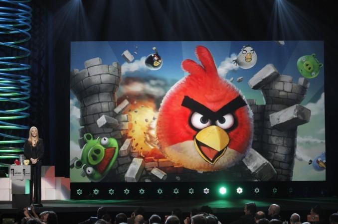 Rovio's Angry Birds Cartoon Series To Land On TV Screens