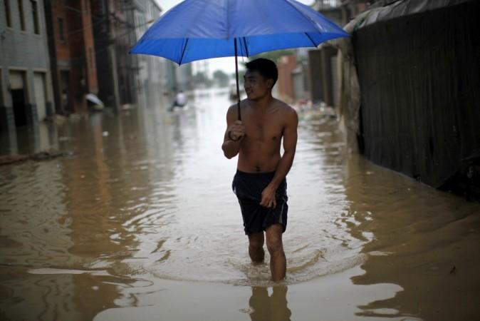 Heavy rains forecast