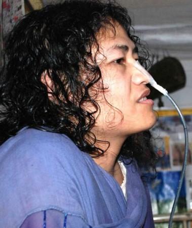 Irom Chanu Sharmila