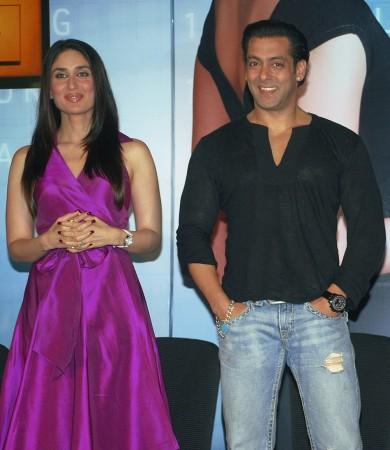 Salman Khan and Kareena Kapoor