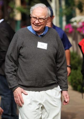 4. Warren Buffett