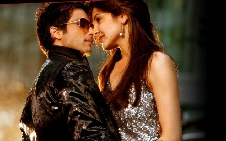 Shahid Kapoor and Anushka Sharma