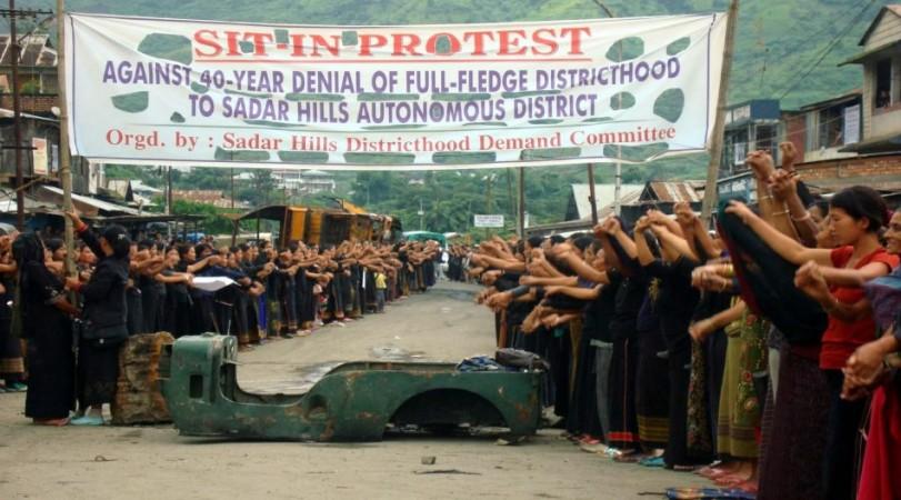 Economic Blockade in Manipur