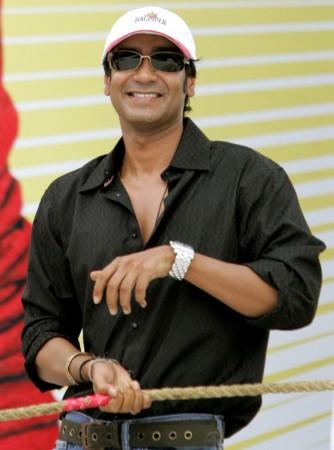 Ajay Devgn's Birth Day