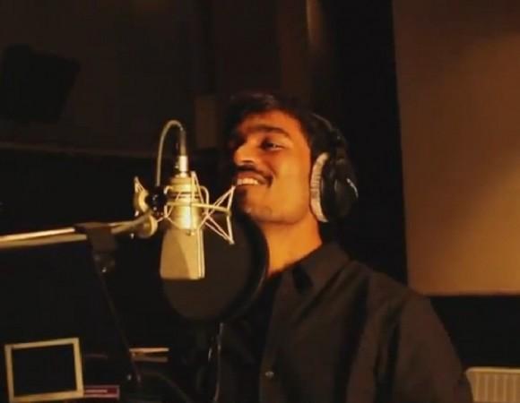 Dhanush (Kolaveri Di official promo)