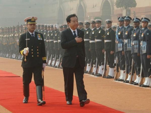 The Prime Minister of Japan, Yoshihiko Noda/ Indo-Japan