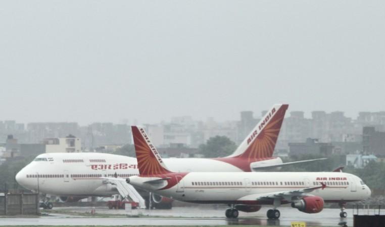 Air India pilots' strike