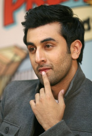 Bollywood actor Ranbir Kapoor