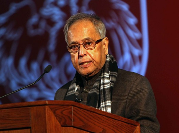 Pranab Mukherjee Signs Ordinance that Includes Death Penalty in Sexual Assault Cases