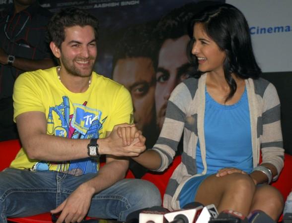 Katrina Kaif and Neil Nitin Mukesh