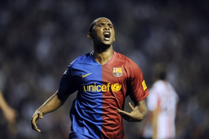 Samuel Eto'o is in line to make his debut for Chelsea