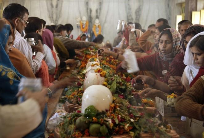 Hindu Festival Maha Shivaratri