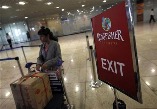 Unpaid Kingfisher Airline Pilots Go On Strike