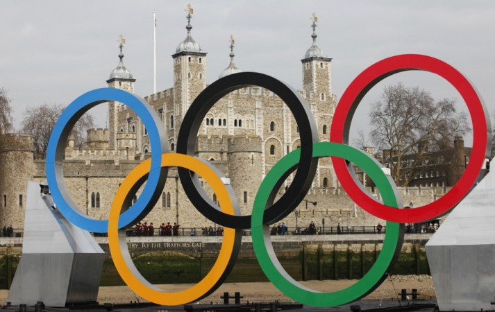 British Fashion Council Celebrates 2012 Olympics with Fashion and Art Collusion