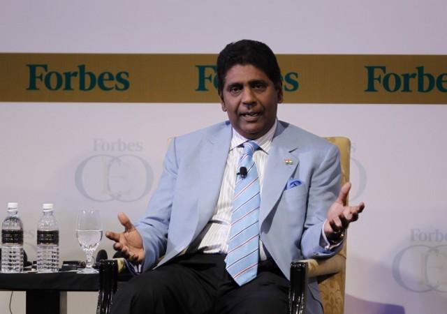Vijay Amritraj Quits Kingfisher Airlines Board