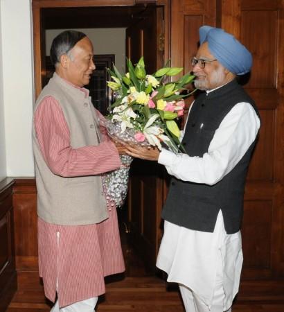 Okram Ibobi Singh, Mamohan Singh