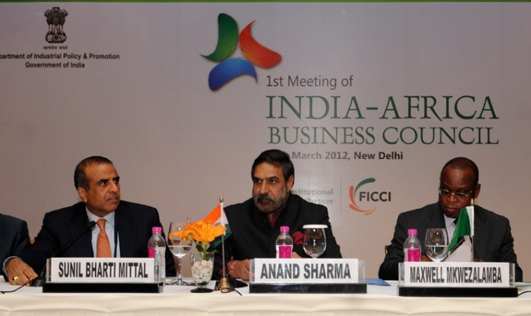 India Africa Business Council Meet