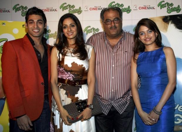 Sridevi, Sridevi, Boney Kapoor, Sheena