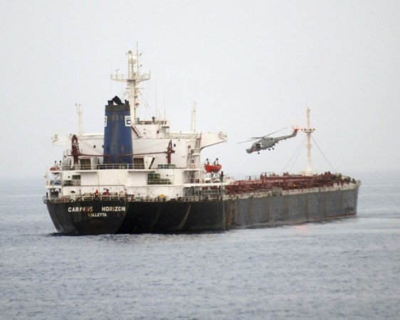 Japan China and India have got into an understanding to provide escort services to merchant vessels in the Gulf of Aden