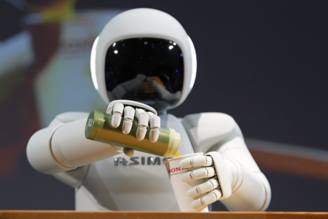Robot (Representational Image)