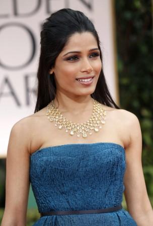 Freida Pinto to Debut in Bollywood opposite Rajkumar Yadav in 'NH10'