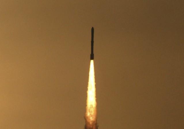 India's Polar Satellite Launch Vehicle (PSLV) C-12