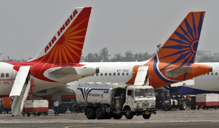 Air India pilots' strike