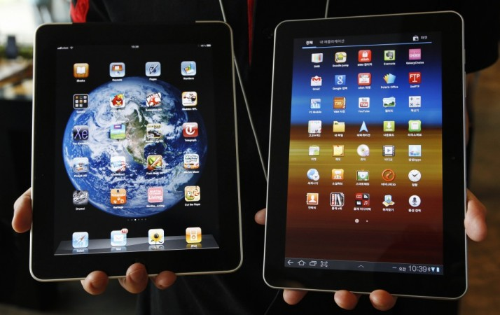 Report: Australians Love their Apple, Android Tablets