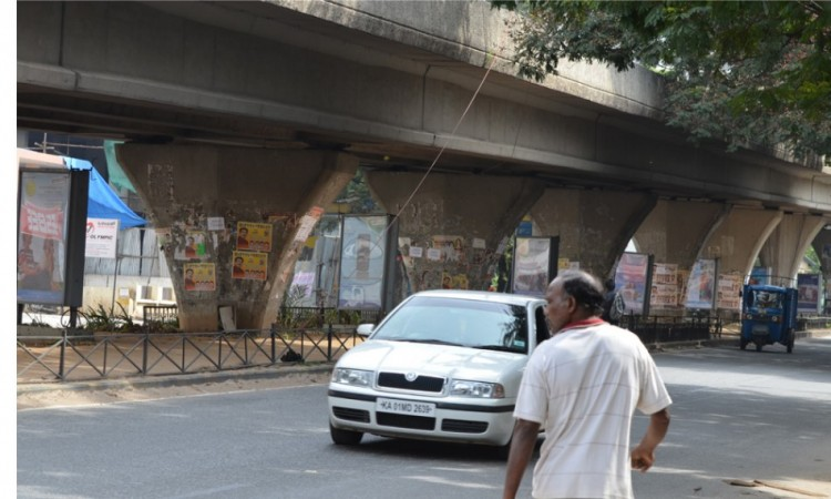 K.H. Road Bangalore