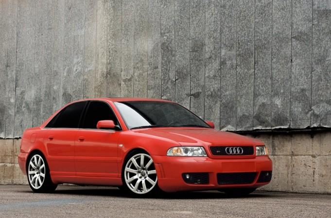 Audi s4. Image Credit: Facebook/ Audi S4