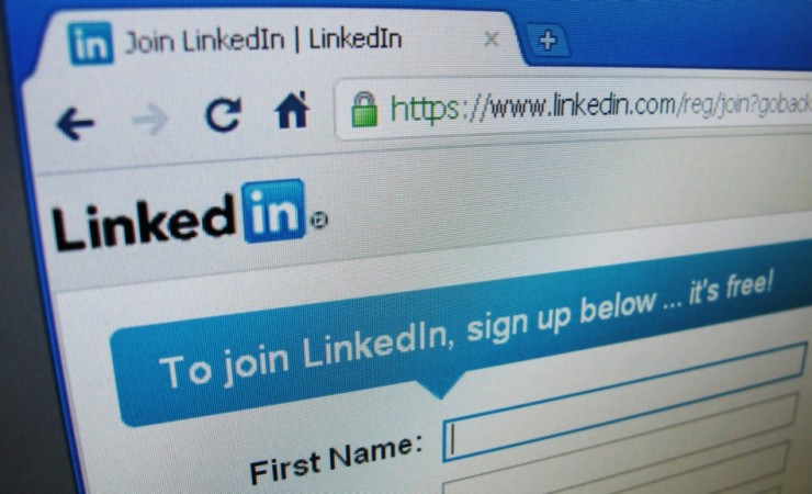 LinkedIn Passwords Stolen
