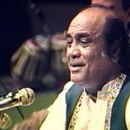 'King of ghazal' Mehdi Hassan